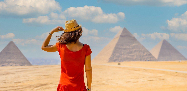 Giza Pyramids - Egypt day tours